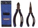 Shimano 6 in Black nickle pliers and cutter kit